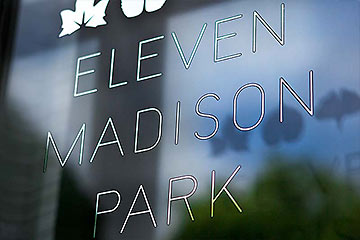 New York Restaurant Eleven Madison Park