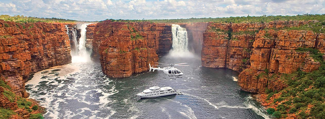 Kimberley Wilderness Cruise