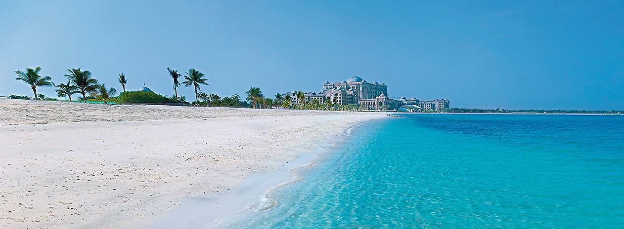 Emirates Palace Beach