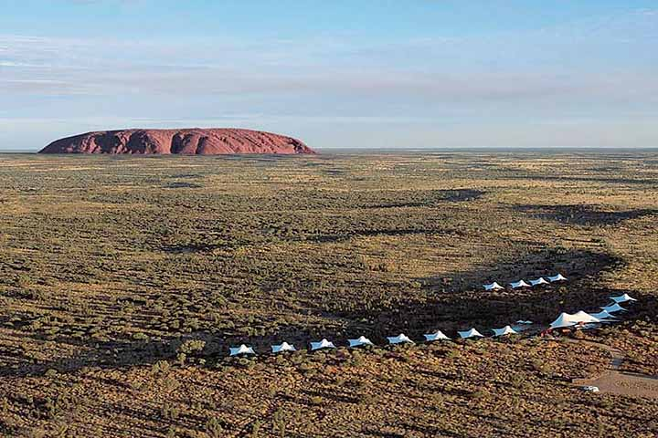 Ayers Rock Longitude 131