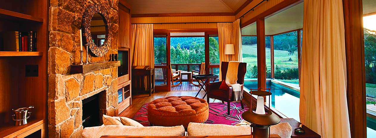Blue Mountain Heritage Suite