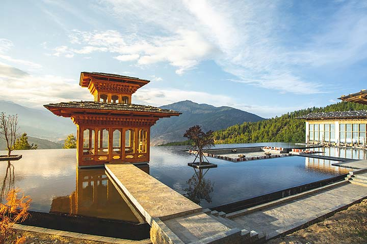 Six Senses Thimphu Lodge