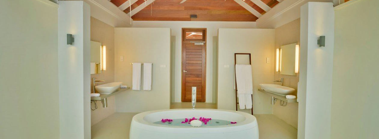 Kandolhu Island Bathroom