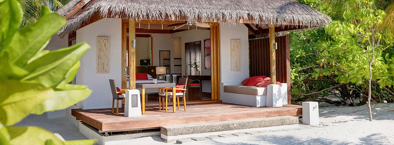 LUX South Ari Atoll Villa
