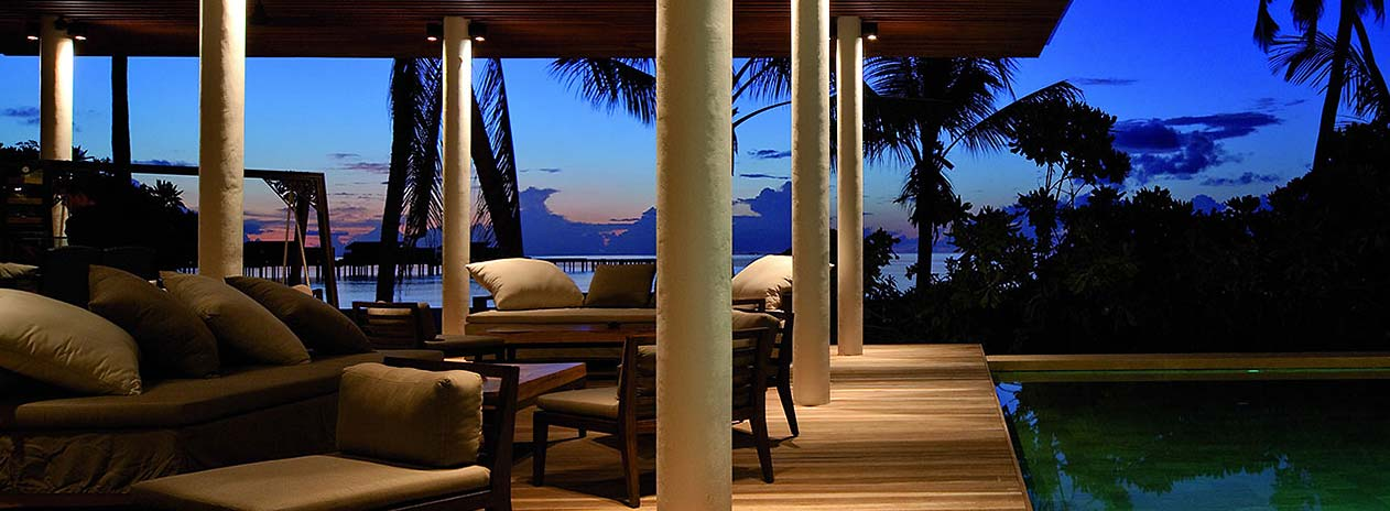 Park Hyatt Maldives Bar