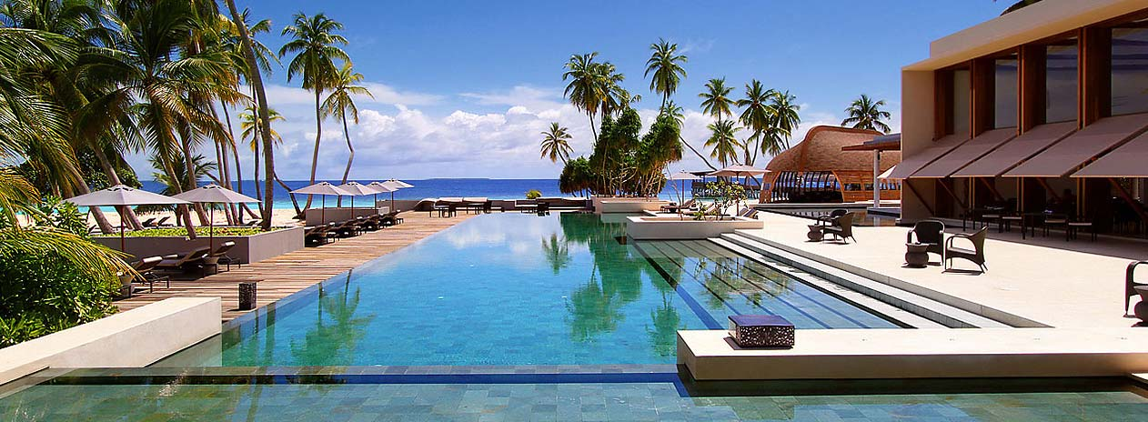 Park Hyatt Maldives Pool