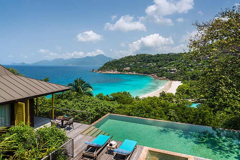 Teaser Four Seasons Seychellen