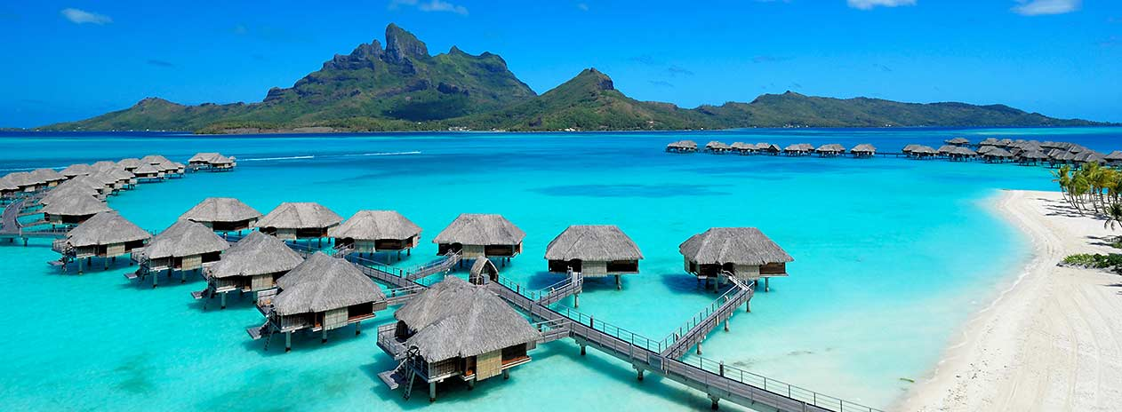 Four Seasons Bora Bora Beach