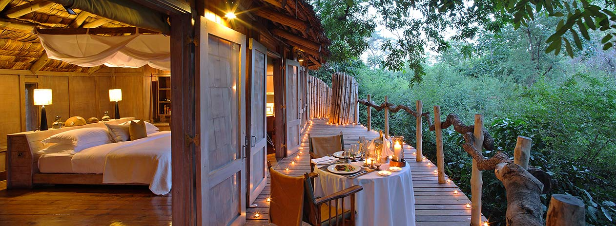 andBeyond Lake Manyara Tree Lodge Accomodation