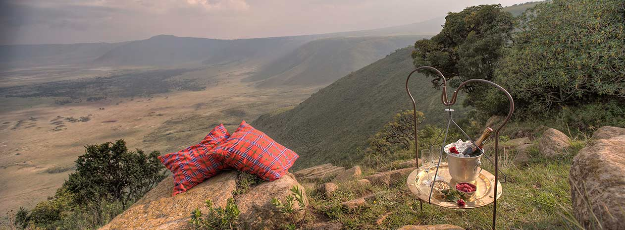 andBeyond Ngorongoro Crater Lodge Activity