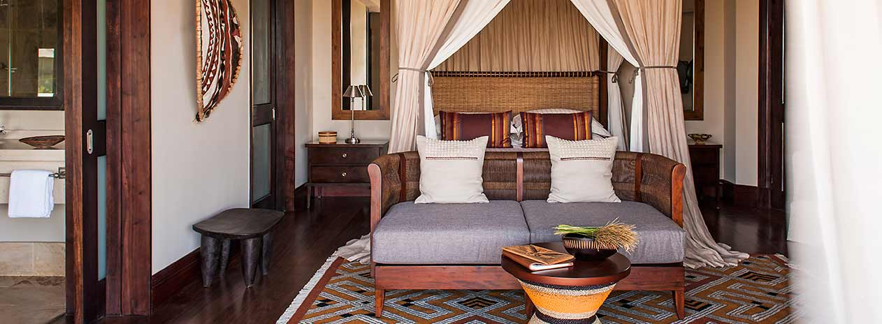 Serengeti Four Seasons Safari Lodge Bedroom
