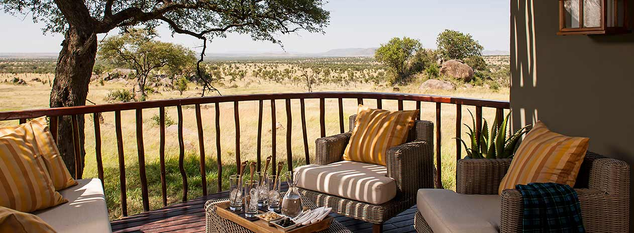 Serengeti Four Seasons Safari Lodge View